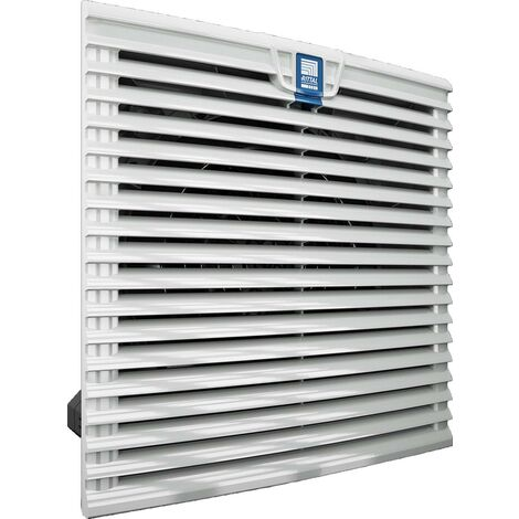 Filtre à air gris clair (RAL 7035) (l x h) 255 mm x 255 mm S23752