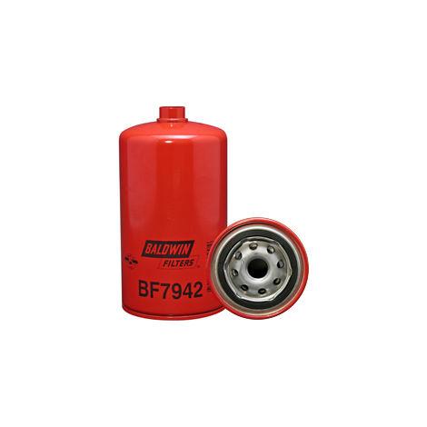 Filtre à carburant séparateur d'eau à visser avec orifice fileté BALDWIN -BF7942 - -