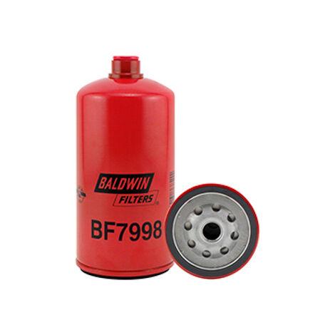 Filtre à carburant séparateur d'eau à visser avec orifice fileté BALDWIN -BF7998 - -