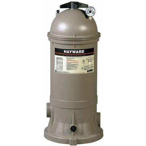 Filtre à cartouche pour piscine hayward star clear plus - 17 m³/h