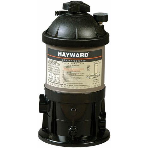 Filtre à cartouche pour piscine hayward star clear - 6 m³/h