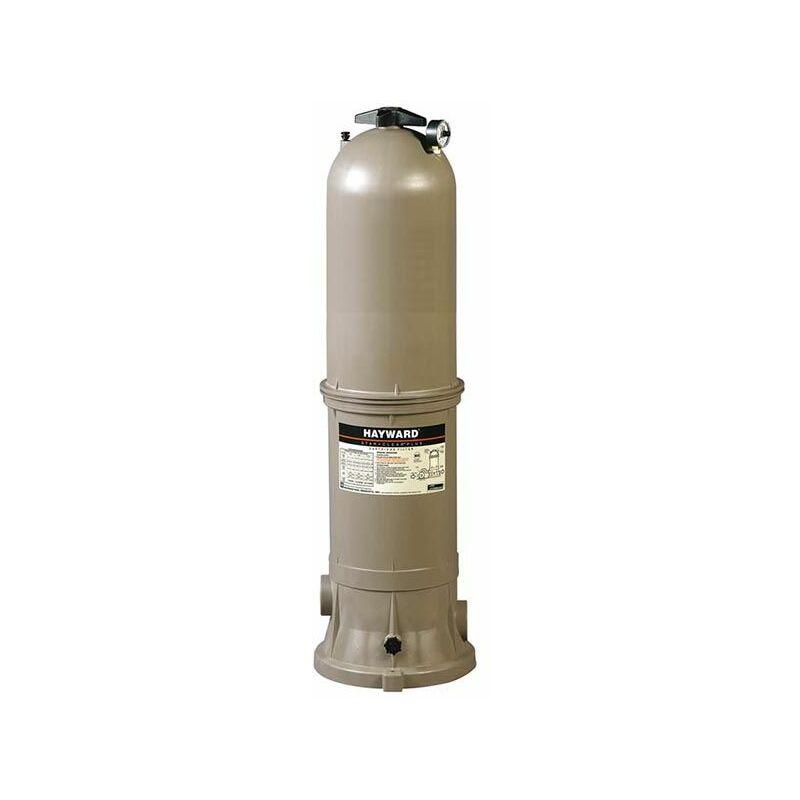 Scp-hay-050-0009 - filtre à cartouche 39,7 m3/h - c17502euro - hayward