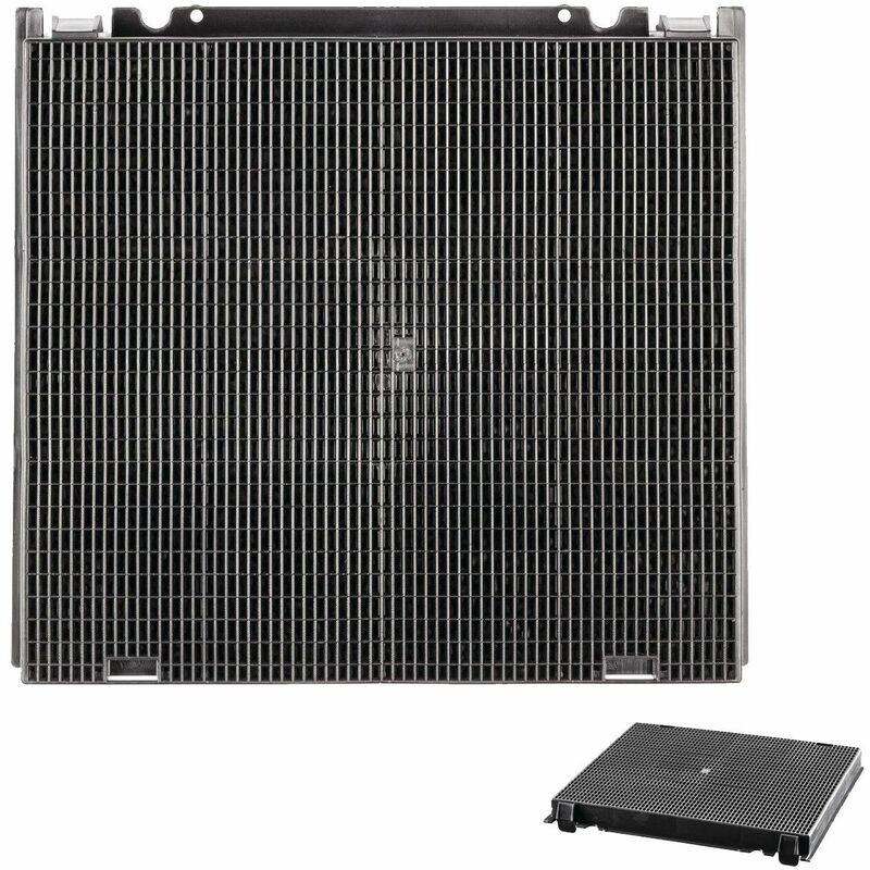Filtre charbon (à l'unité) AMC242 (143560-2773) (484000008777) Hotte ARISTON HOTPOINT, INDESIT, SCHOLTES