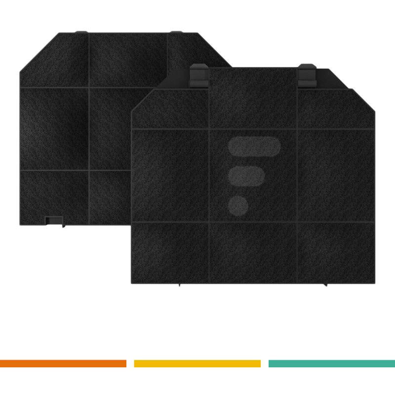 Filtre à charbon actif LongLife Electrolux EFF76 4055173860