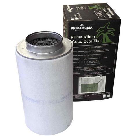 Filtre à charbon Prima Klima K2600 Mini 120/180 240m3/h flange 125mm