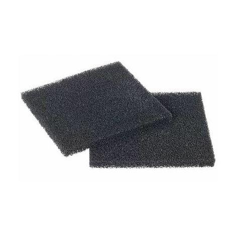 Filtre à charbon actif TOOLCRAFT 79-7201 588546 3 pièces 3 paquet(s)
