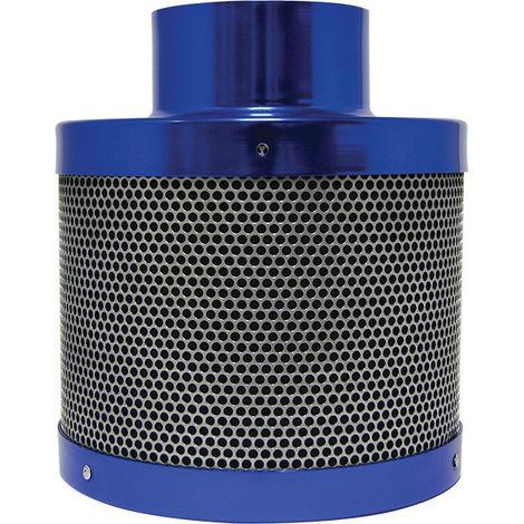 Filtre à charbon actifs - Filtre 100 x 150 200 m3/h flange 100 mm - Bull Filter