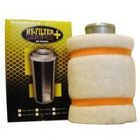 filtre à charbon actifs HY-FILTER + V2 CARBON 100mm 250M3/H
