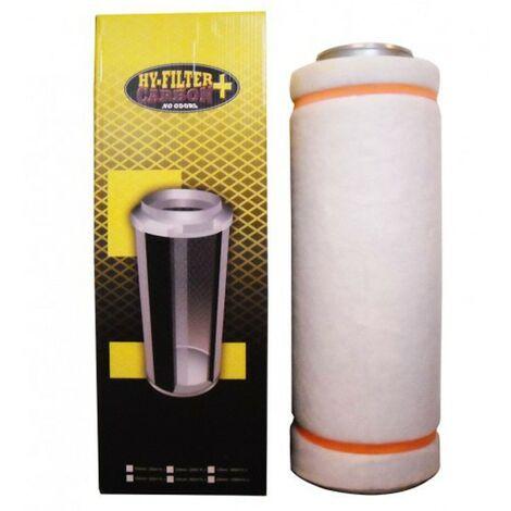 filtre à charbon actifs HY-FILTER + V2 CARBON 150mm 800M3/H
