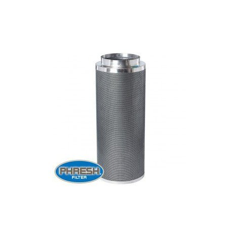 filtre à charbon actifs PHRESH FILTER 1000m3/H 200x400mm