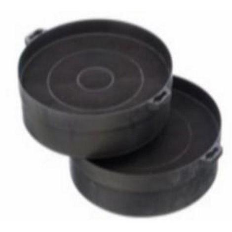 Filtre à charbon double (00353121) Hotte 44067 BOSCH, SIEMENS, NEFF, CONSTRUCTA, VIVA, AIRFORCE