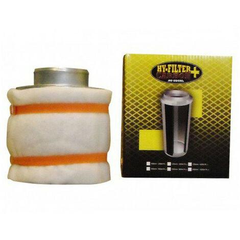 Filtre à Charbon Hy Filter + Carbon V2 - Ø 125mm 200m3/H