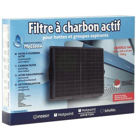 Filtre A Charbon Mod 160 C00090743 Pour HOTTE