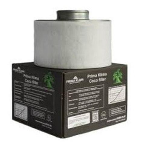 Filtre à charbon Prima Klima K2600 Flat 170/135 250 m3/h flange 125 mm