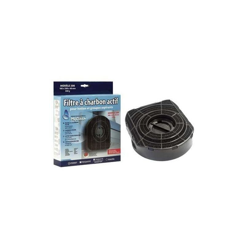 Filtre A Charbon Type 200 C00090710 Pour HOTTE