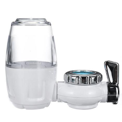 Filtre à eau de robinet Purificateur Blanc Sasicare