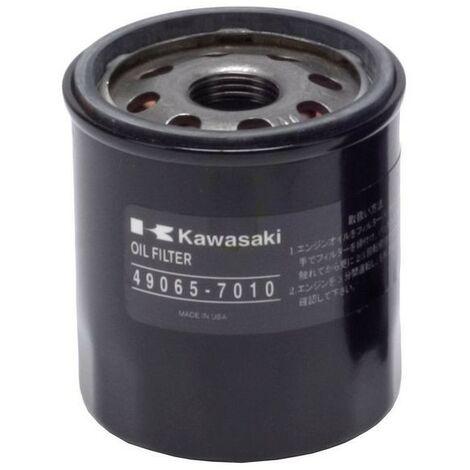 Filtre à huile moteur autoportée Kawasaki