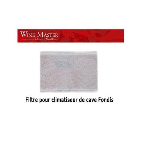 Filtre à poussières pour climatiseur de cave C25