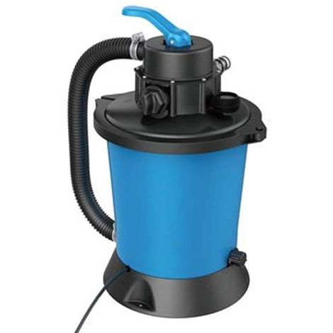 Filtre à sable 3m3/h pour piscine hors-sol