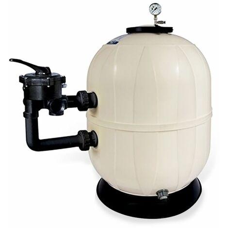 Filtre à sable Aquarius Side 14 m3/h