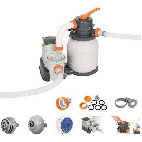 Pompe filtre à sable Bestway Flowclear™ 2.006 L//heure