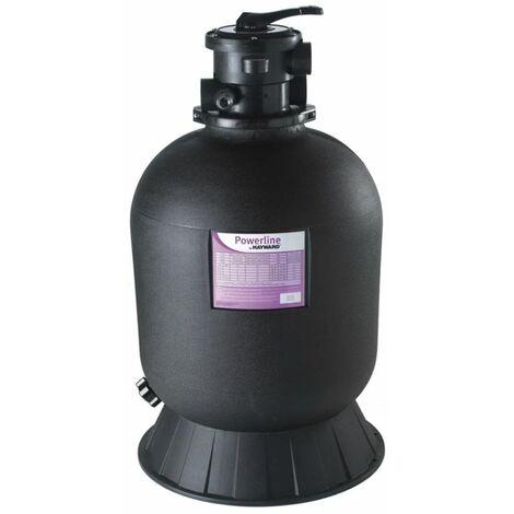 Filtre a sable piscine powerline top 6 m3/h