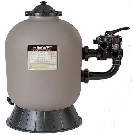 Filtre à sable pour piscine hayward pro side ø 520 - 10 m³/h