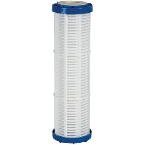 Filtre à sédiments multi-usages La filtration de l'eau par filtration élimine le sable de silt 20um mesh