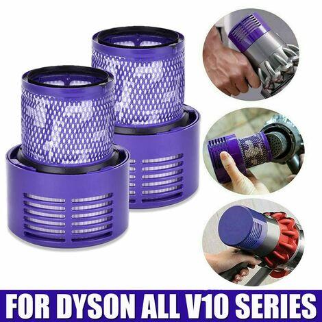 Filtre à vide violet pour DYSON all V10 Series Absolute Animal SV12
