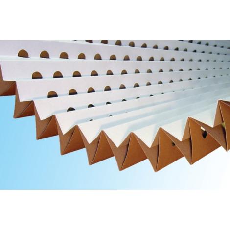 Filtre accordéon Procart pour cabine de peinture PROFILT - 0.90 x 11.25 m - CART90