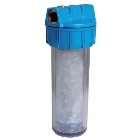 Filtre anti-calcaire aux polyphosphates