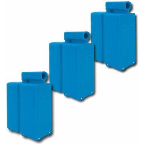 Filtre anti calcaire (lot de 3) (285729-54588) (500479400) Centrale vapeur DOMENA