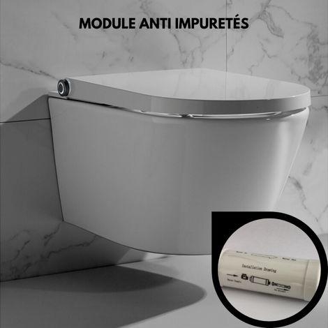 Filtre anti-impuretés pour cuvette WC Clean