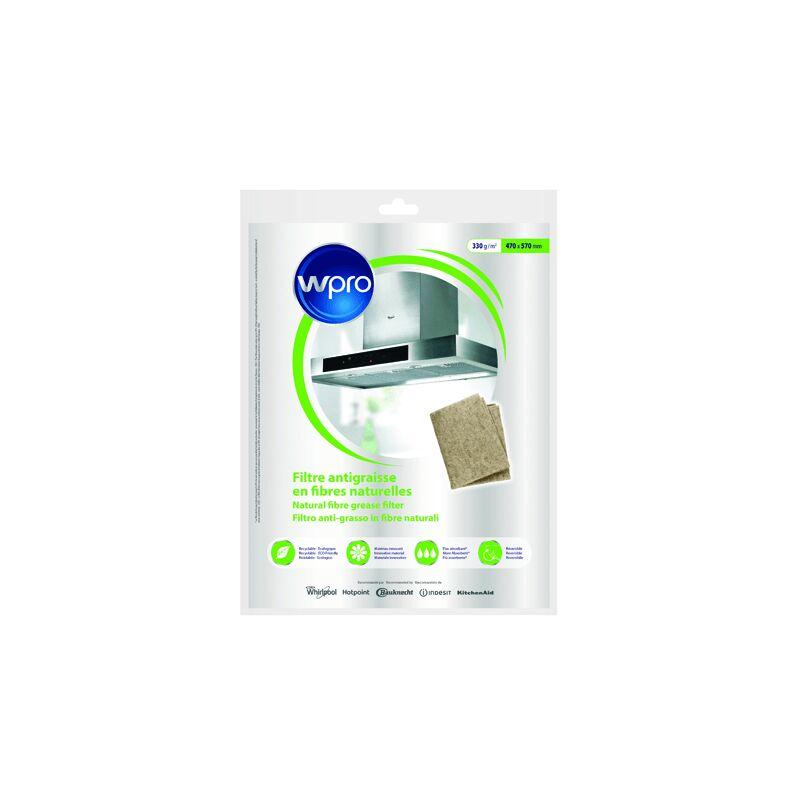 Filtre Antigraisse Universel Pour Hotte Whirlpool - 484000008653
