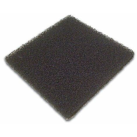 Filtre au carbone pour extracteur de fumée vtsf / vts60sf