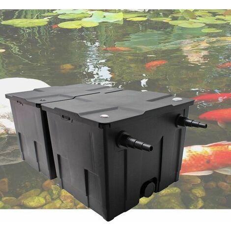 Filtre bassins de jardin et étangs jusqu'à 25000 litres