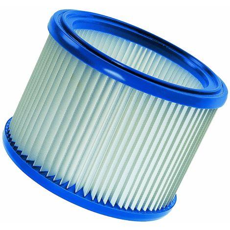 Filtre cartouche 185x140mm pour aspirateur Nilfisk ref : 302000490