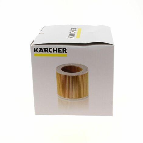 Filtre cartouche pour Aspirateur Karcher