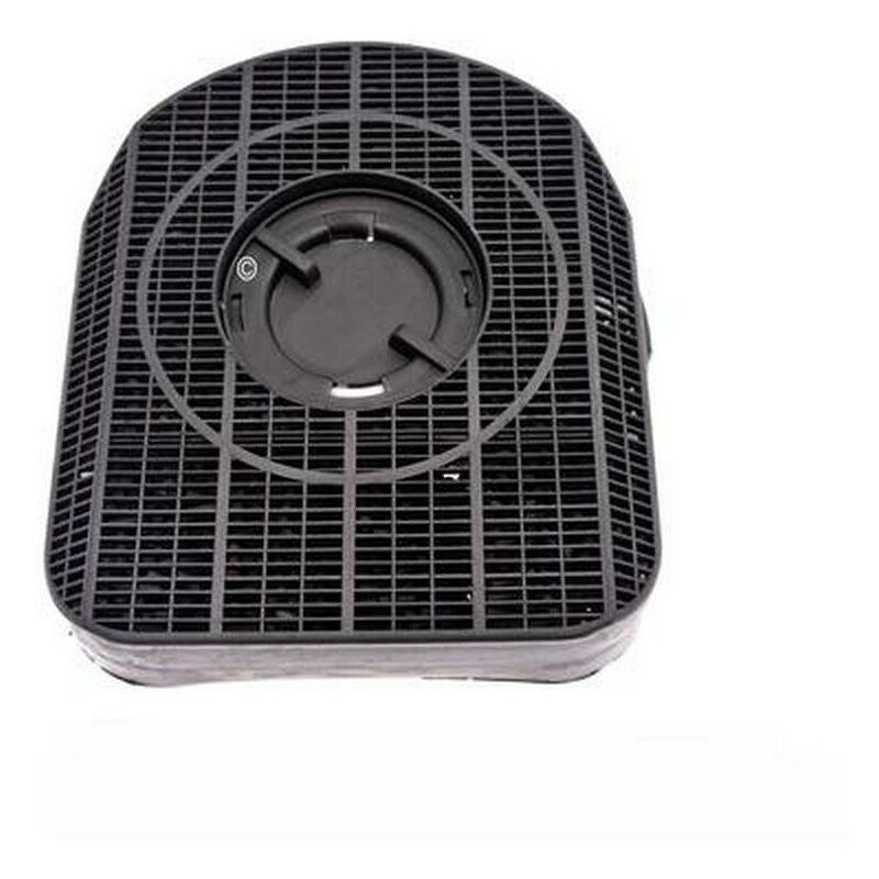 Filtre charbon type 200 (36159-1489) (481281718522 CHF200) Hotte WHIRLPOOL, ARISTON HOTPOINT, BAUKNECHT, IKEA WHIRLPOOL, SCHOLTES, ROSIERES,