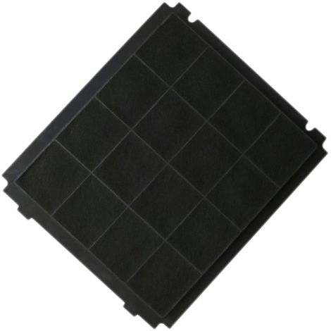Filtre charbon 305x266x15mm (AFFCA267) Hotte 293905 AIRFORCE
