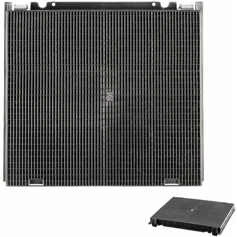 Filtre charbon (à l'unité) AMC242 (484000008777) Hotte 143560 ARISTON HOTPOINT, INDESIT, SCHOLTES