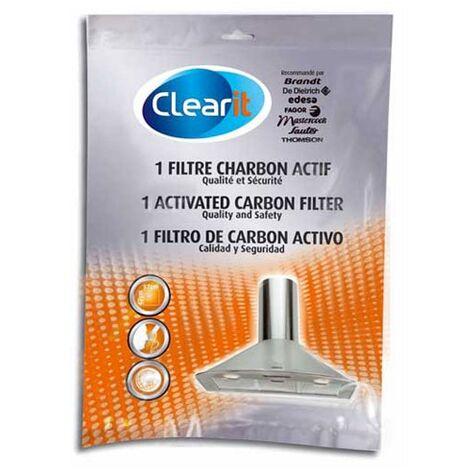 Filtre Charbon Actif 570 X 470 M/m 71S7825 Pour HOTTE