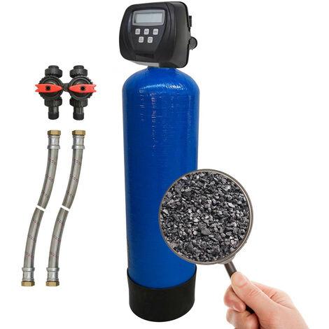 Filtre charbon actif autonettoyant 100L Clack WS1