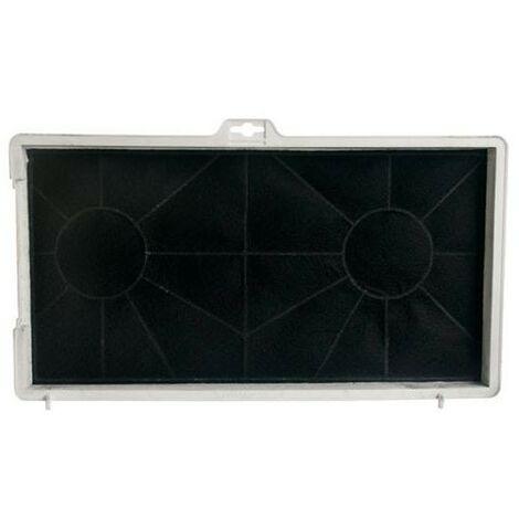 Filtre charbon actif pour hottes SIEMENS 00461422