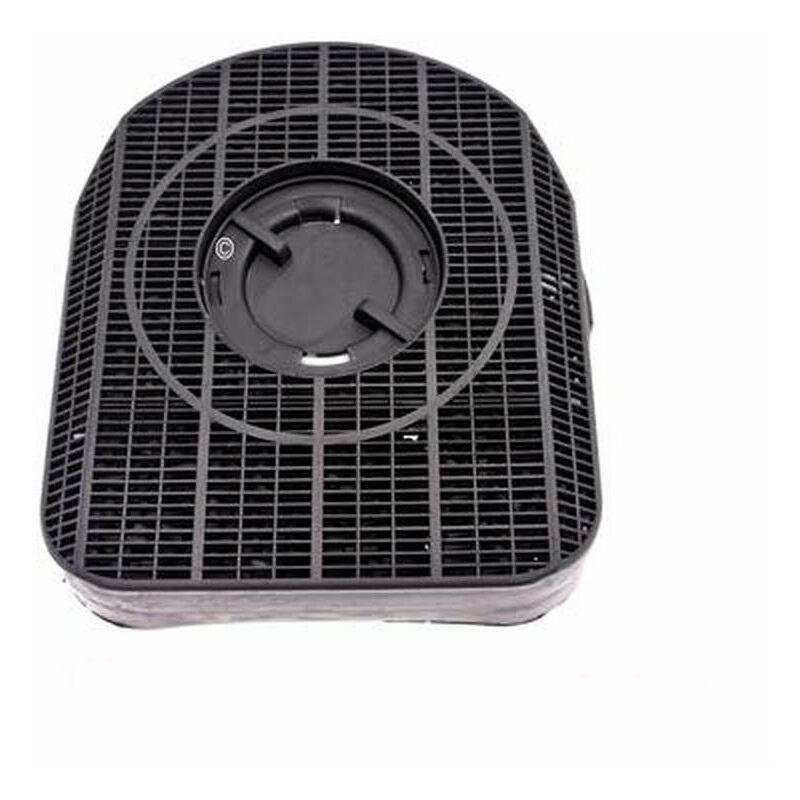 Filtre charbon type 200 (36159-1525) (481281718522 CHF200) Hotte WHIRLPOOL, ARISTON HOTPOINT, BAUKNECHT, IKEA WHIRLPOOL, SCHOLTES, ROSIERES,