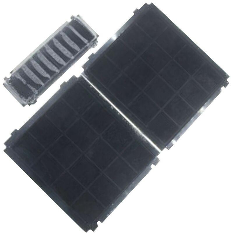 Filtre charbon (affcaf129a80) Hotte AIRFORCE