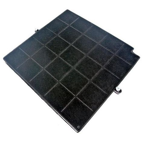 Filtre charbon AIRFORCE FC120 AFFCAF16CS (480122100934) Hotte 53032 AIRFORCE, ARTHUR MARTIN ELECTROLUX, WHIRLPOOL, AIRLUX