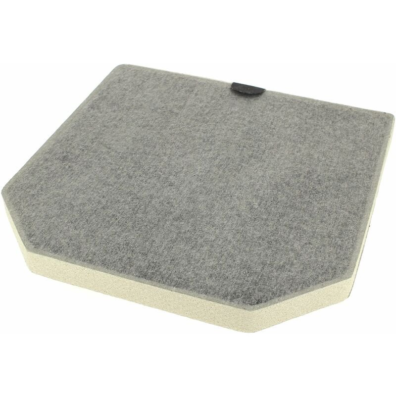 Filtre charbon dkf9 pour Hotte - Miele