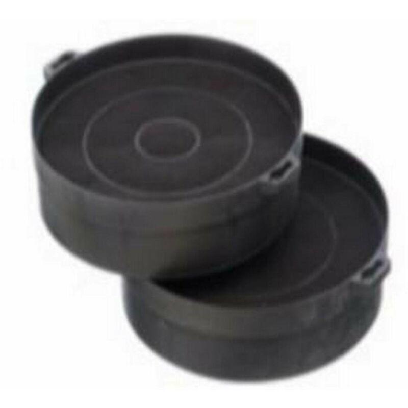 Filtre à charbon double (44067-3731) (00353121) Hotte BOSCH, SIEMENS, NEFF, CONSTRUCTA, VIVA, AIRFORCE