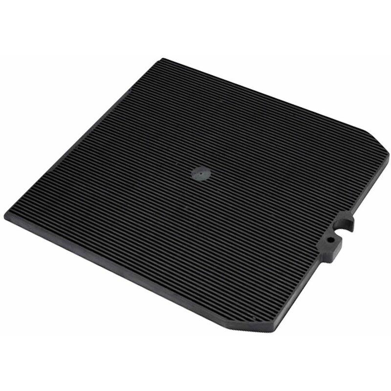 Filtre charbon rectangulaire type 3 (à l'unité) (294964-10087) (103050107) Hotte 294964_3663216004773 FALMEC